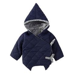 MOM Kiss - Baby Hooded Padded Jacket