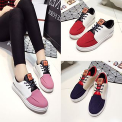 YIVIS - Panel Canvas Sneakers