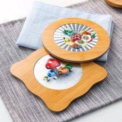 Yulu - Wooden Coaster