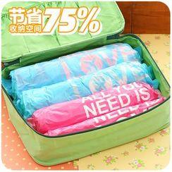 聚可愛 - 真空衣物收納袋