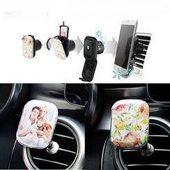 Full House - Car Air Vent Mobile Phone Holder with Scent Capsule
