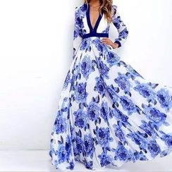 Hanni - Floral Maxi Dress