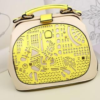 Miss Sweety - Appliqué Handbag