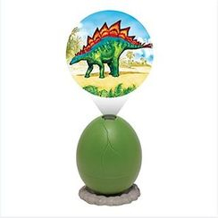 DREAMS - Projector EGG (Green / Stegosaurus)