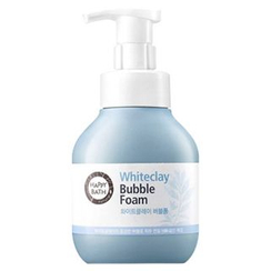 HAPPY BATH - Whiteclay Bubble Foam 300ml