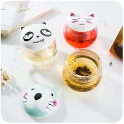 Momoi - Animal Cup with Cup Lid