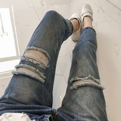 Little V - Ripped Slim Fit Jeans