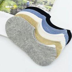 MITU - 隱形船襪