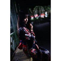 Sunny Doll - 地狱少女阎魔爱和服角色扮演服装