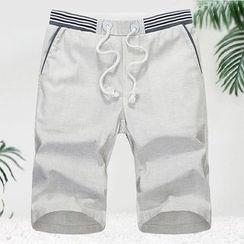 Bingham - Drawstring Shorts
