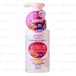 Kose - Softymo Hyaluronic Acid Cleansing Foam