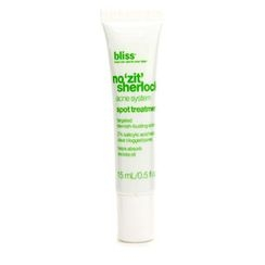 Bliss - No 'Zit' Sherlock Spot Treatment