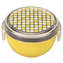 Miyamoto Sangyo - Palette Bowl Lunch Box (Yellow)