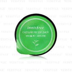 Innisfree - Capsule Recipe Pack (Green Tea)