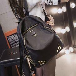 Suis MOI - 鉚釘帆布背包