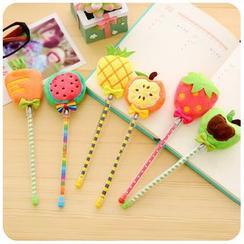 可爱屋 - 水果中性笔