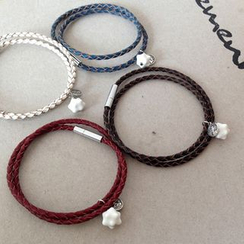 BABOSARANG - Couple Genuine Leather Bracelet