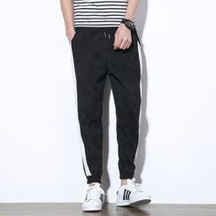 Masowild - Colour Block Jogger Pants
