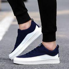 HANO - 拼接休閒鞋