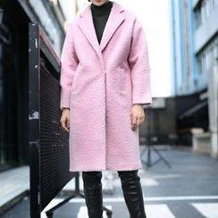 Ultra Modern - Long Woolen Coat