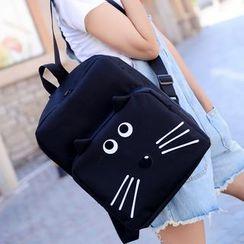 Seok - 猫咪背包