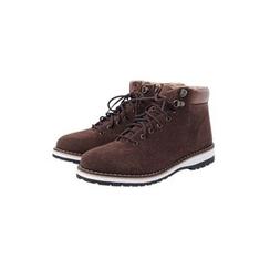 JOGUNSHOP - Faux-Suede Ankle Boots