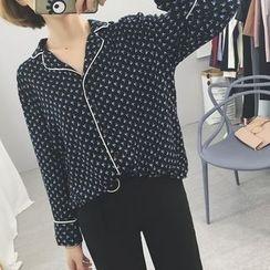 Rocho - 碎花襯衫