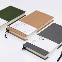 Class 302 - 纯色笔记本(中)