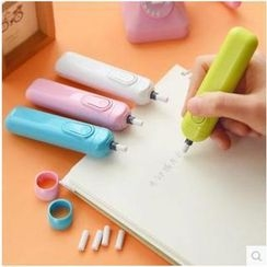 Class 302 - Battery Operated Eraser Pen (Without Battery)
