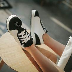 QQ Trend - 双色休闲鞋
