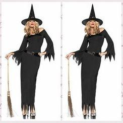 Hankikiss - 女巫派对服装