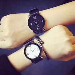 InShop Watches - Silicon Strap Watch