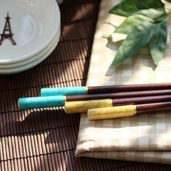 三木青禾 - 木筷