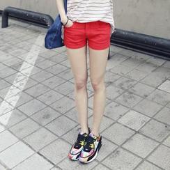 REDOPIN - Cotton Shorts