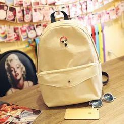 Buddies - Cartoon Canvas Backpack