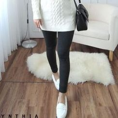 CYNTHIA - Fleece-Lined Leggings