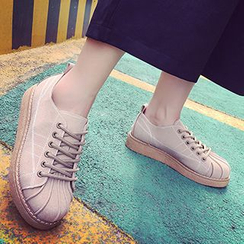 SouthBay Shoes - Plain Sneakers