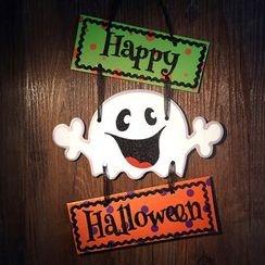 Mulin Arts & Crafts - Halloween Wall Decoration