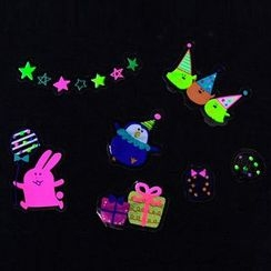 Cute Essentials - Glow in the Dark Stickers