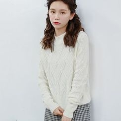 Everies - Cable knit Sweater