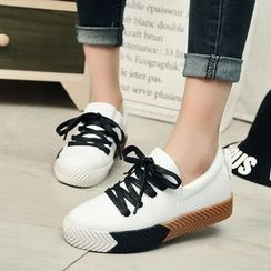 Tina Nini - Color Block Sneakers