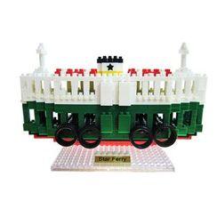 M.H. Blocks - 香港渡海小輪積木玩具