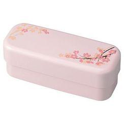 Hakoya - Hakoya SAKURA Slim Compact Lunch Box (Pink)