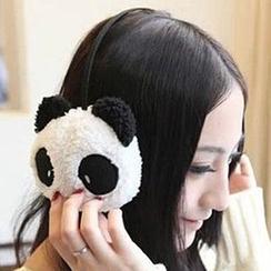 卿本佳人 - 動物耳罩