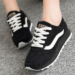 Pixie Pair - Two-Tone Sneakers