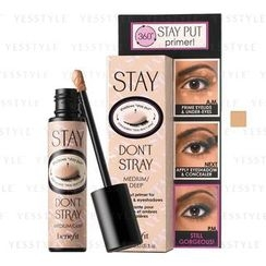 Benefit - Stay don't Stray Eyeshadow Primer (Medium / Deep)