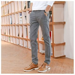 Leewiart - Straight-Cut Pants