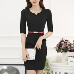 Princess Min - Sheath Dress