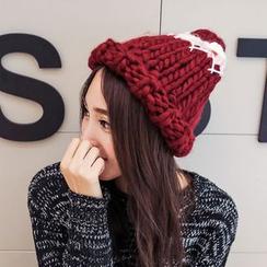 Eratos - Chunky Knit Beanie
