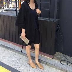 EEKO - 3/4 Sleeve Kimono Jacket